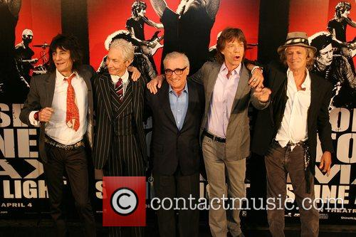 Mick Jagger, Charlie Watts, Keith Richards, Rolling Stones, Ronnie Wood and The Rolling Stones 6