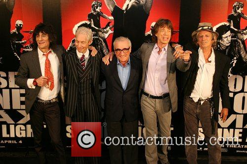 Mick Jagger, Charlie Watts, Keith Richards, Rolling Stones, Ronnie Wood and The Rolling Stones 5