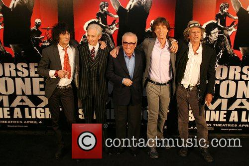 Mick Jagger, Charlie Watts, Keith Richards, Rolling Stones, Ronnie Wood and The Rolling Stones 7