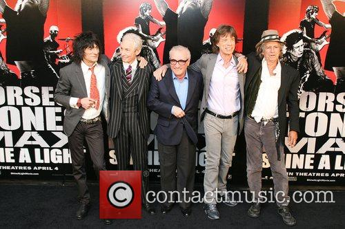 Mick Jagger, Charlie Watts, Keith Richards, Rolling Stones, Ronnie Wood and The Rolling Stones 3