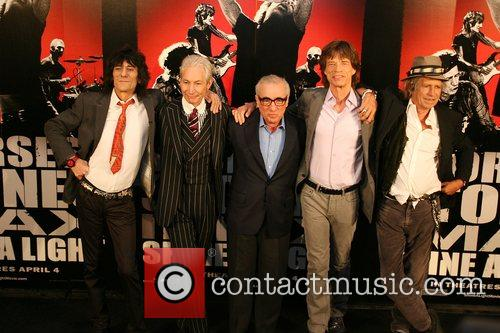 Mick Jagger, Charlie Watts, Keith Richards, Rolling Stones, Ronnie Wood, The Rolling Stones