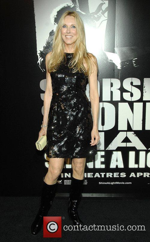 Alana Stewart at the New York Premiere of...