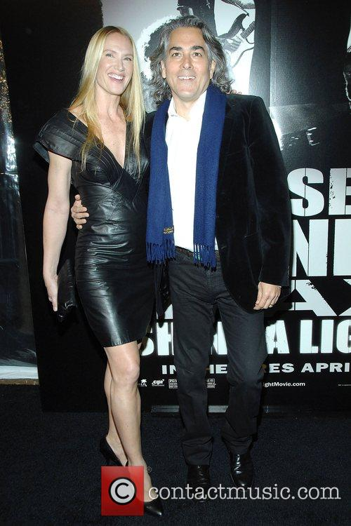 Kelly Lynch at the New York Premiere of...