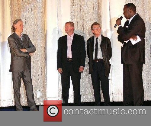 Bob Geldof, Dominique Horwitz, John Hurt and Eugene-Richard...