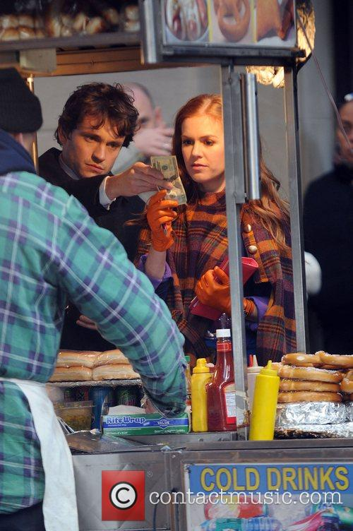 Hugh Dancy and Isla Fisher on the film...