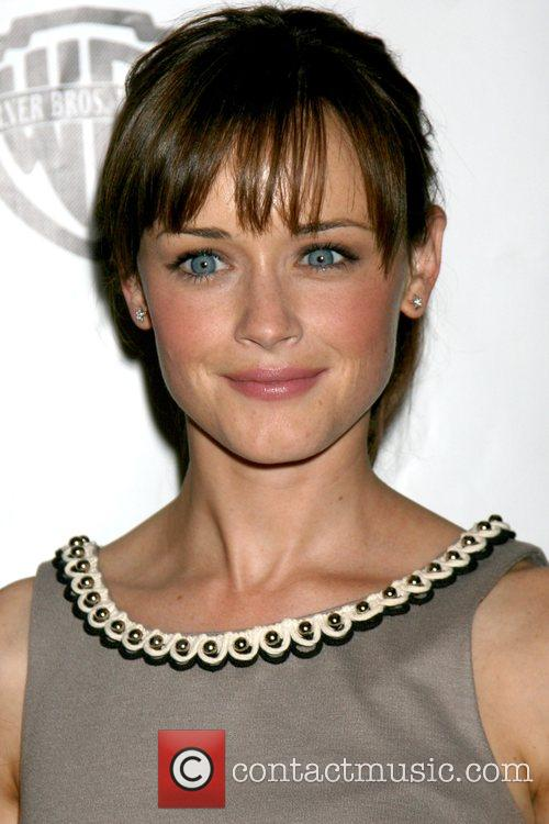 Alexis Bledel Warner Brothers event 'ShoWest' at the...
