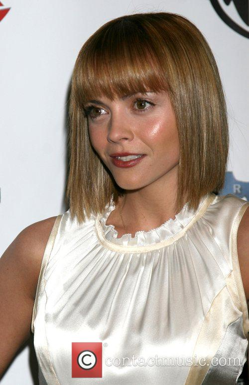 Christina Ricci Warner Brothers event 'ShoWest' at the...