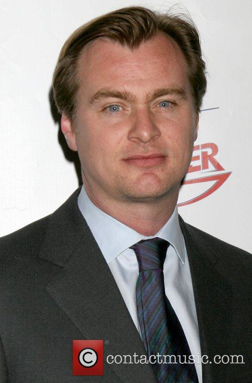 Christopher Nolan Warner Brothers event 'ShoWest' at the...