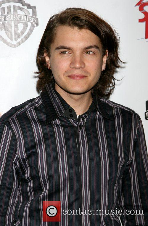 Emile Hirsch Warner Brothers event 'ShoWest' at the...