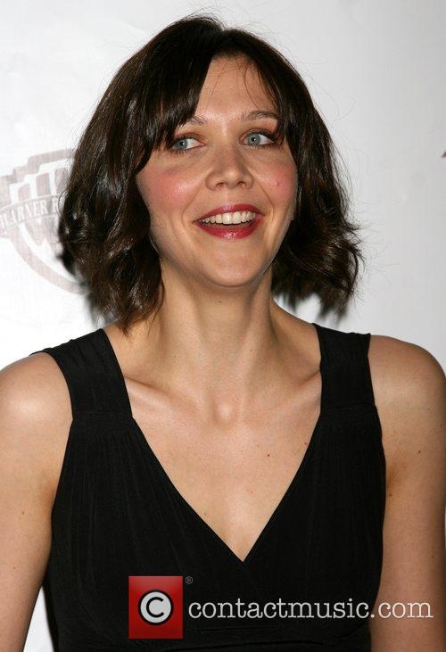 Maggie Gyllenhaal Warner Brothers event 'ShoWest' at the...