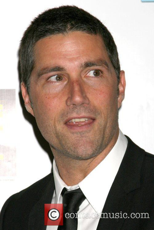 Matthew Fox Warner Brothers event 'ShoWest' at the...