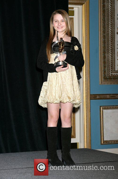 Abigail Breslin ShoWest 2008 Final Night Banquet and...