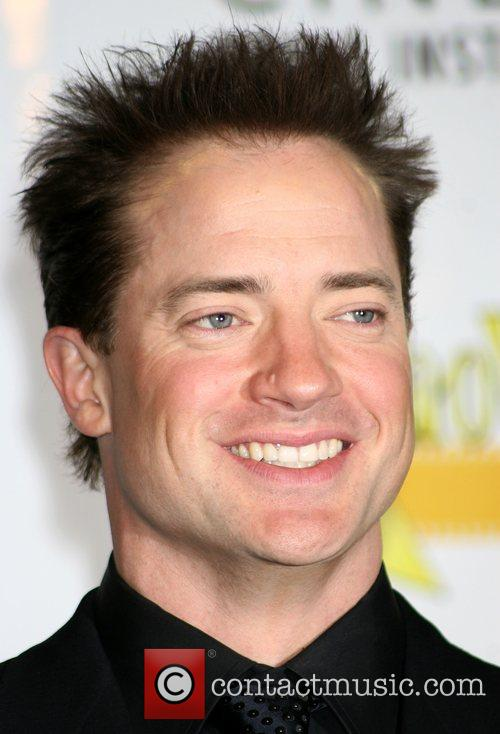 Brendan Fraser ShoWest 2008 Final Night Banquet and...