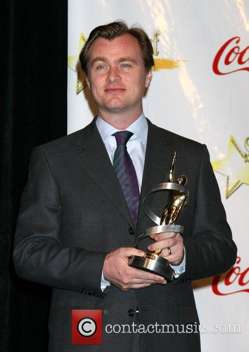 Christopher Nolan ShoWest 2008 Final Night Banquet and...
