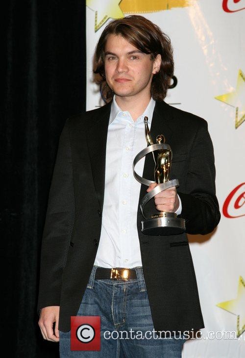 Emile Hirsch ShoWest 2008 Final Night Banquet and...