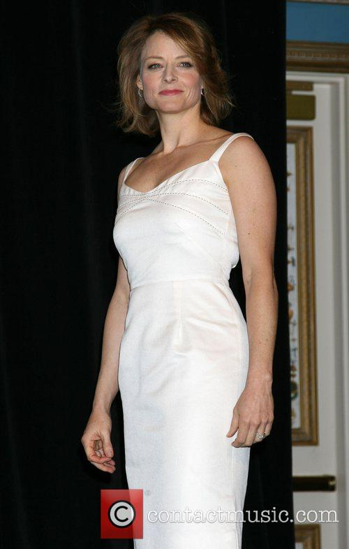 Jodie Foster  ShoWest 2008 Final Night Banquet...