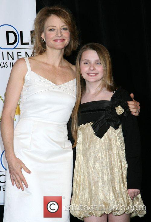 Jodie Foster and Abigail Breslin ShoWest 2008 Final...