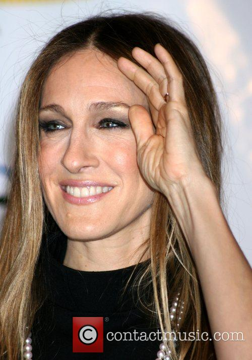 Sarah Jessica Parker ShoWest 2008 Final Night Banquet...
