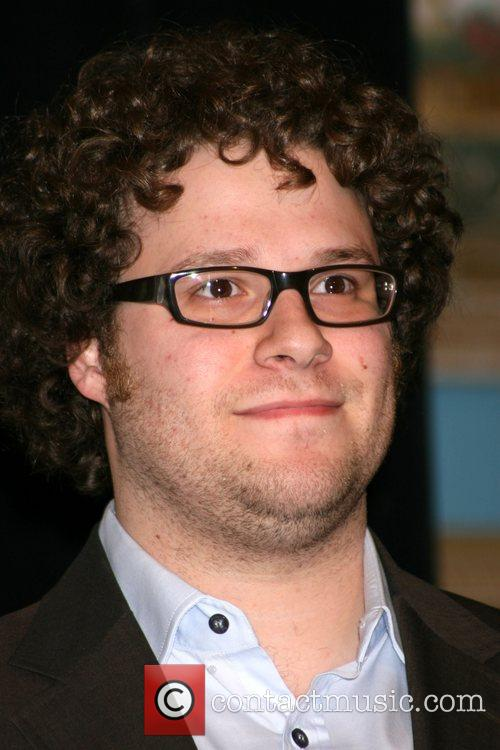 Seth Rogen ShoWest 2008 Final Night Banquet and...