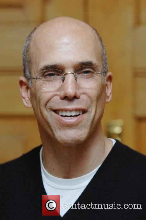 Jeffrey Katzenberg, Dorchester Hotel