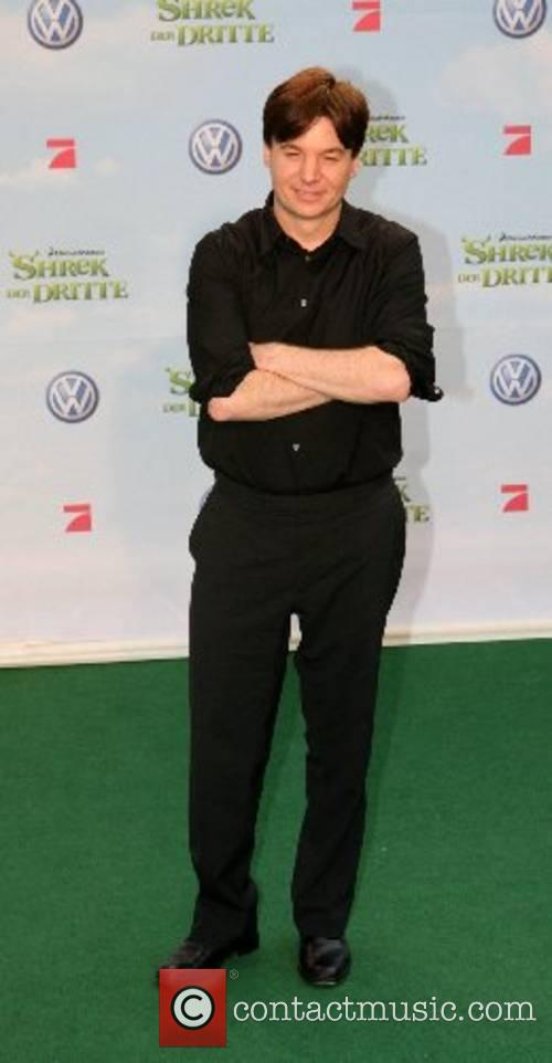 Mike Myers German premiere of