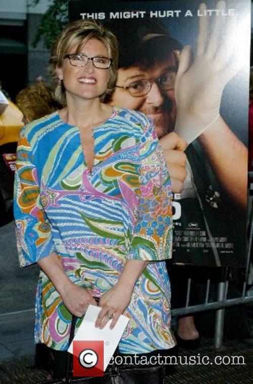 Ashleigh Banfield  'Sicko' New York Premiere -...