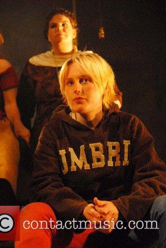 Joanna Cassidi Silence Photocall at National Youth Theatre...