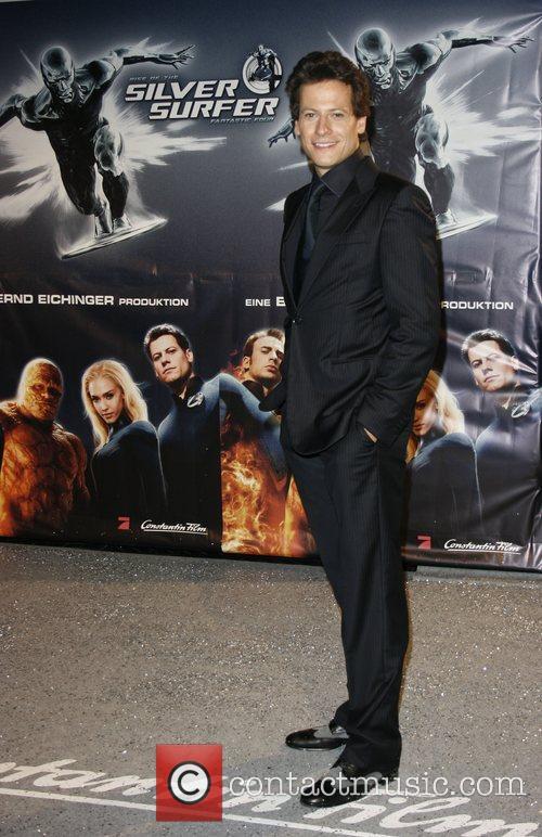 Ioan Gruffudd, Cinestar Sonycenter Movie Theater