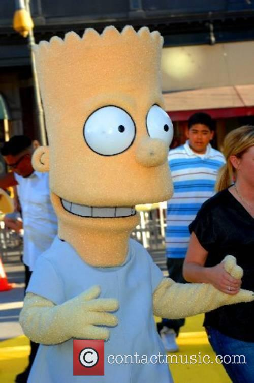 The Simpsons 400th episode party - arrivals