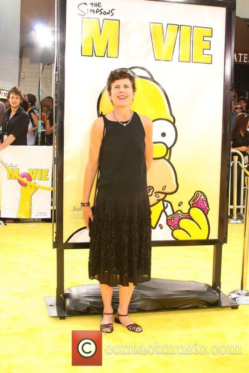 Julie Kavner, voice of Marge Simpson 'The Simpsons...