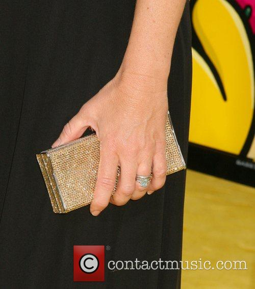 Yeardley Smith's purse and ring 'The Simpsons Movie'...