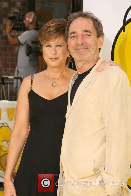 Yeardley Smith and Harry Shearer 'The Simpsons Movie'...