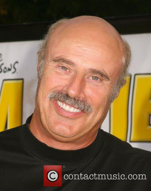Dr. Phil McGraw 'The Simpsons Movie' World Premiere...