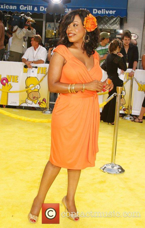 Niecy Nash 'The Simpsons Movie' World Premiere -...
