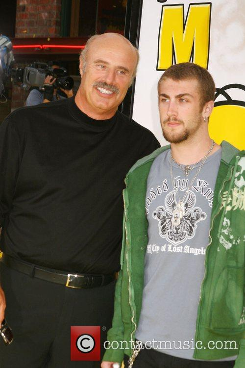 Dr. Phil McGraw and son Jordan McGraw 'The...