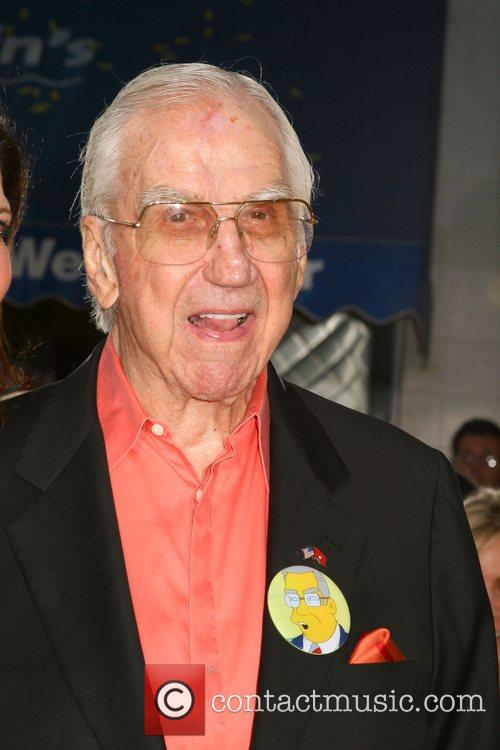 Ed McMahon 'The Simpsons Movie' World Premiere -...
