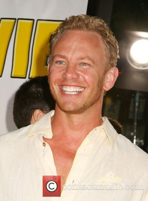 Ian Ziering 'The Simpsons Movie' World Premiere -...