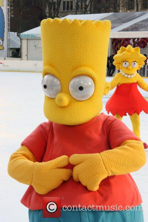 Bart Simpson and The Simpsons 3