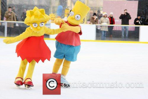 Lisa Simpson and The Simpsons 1