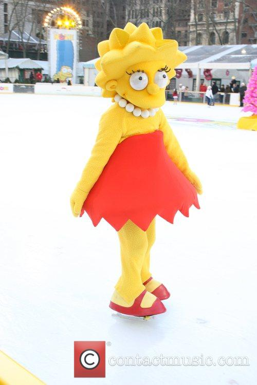 Lisa Simpson and The Simpsons 3