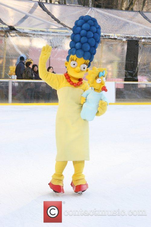 Marge Simpson and The Simpsons 1