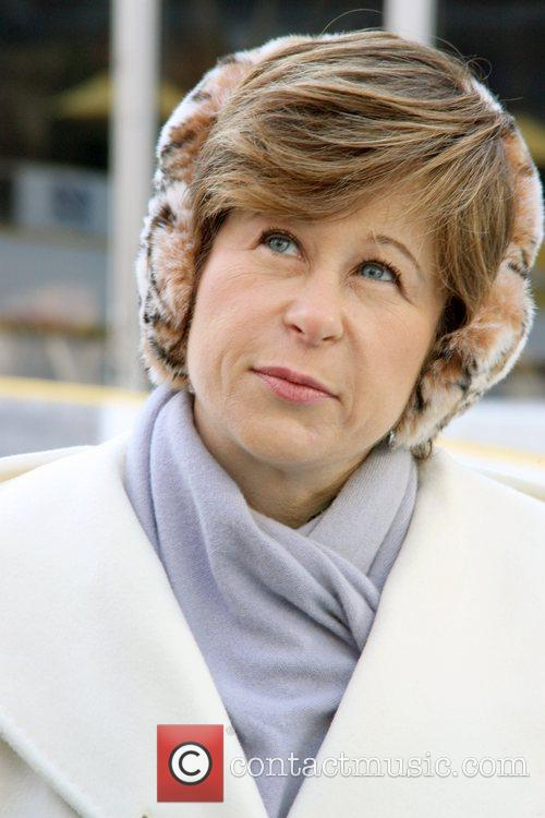 Yeardley Smith and The Simpsons 3