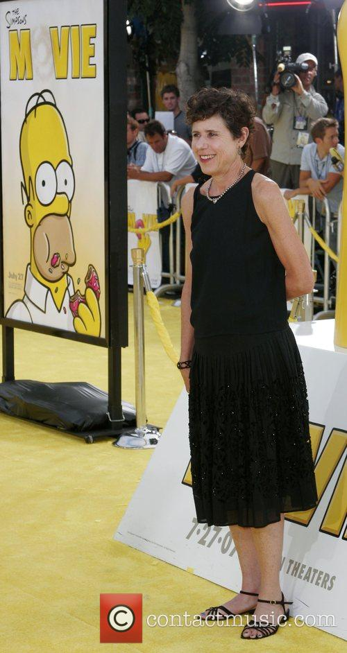 Julie Kavner - voice of Marge Simpson 'The...