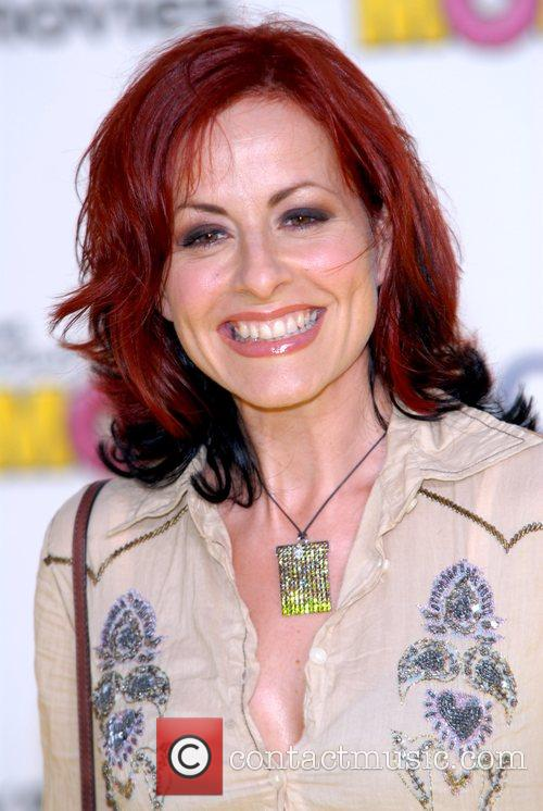 Carrie Grant 'The Simpsons Movie' UK premiere at...