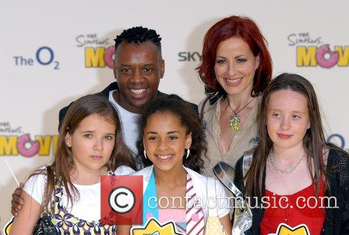 David Grant and Carrie Grant with Children 'The...