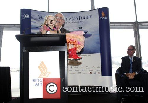Shanti Woodend and Dr Antonio Penna Westmead Childrens...