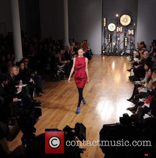 London Fashion Week Autumn/Winter 2008 - Sinha-Stanic -...