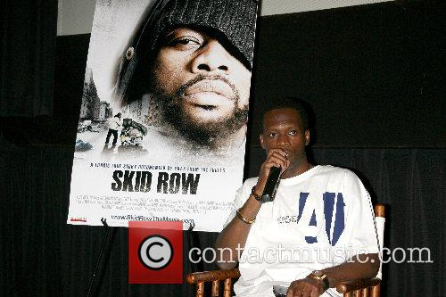 New York Premiere of 'Skid Row' - A...