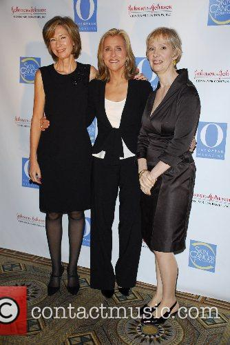 Valerie Monroe, Meredith Vieira and Colleen Coggins The...