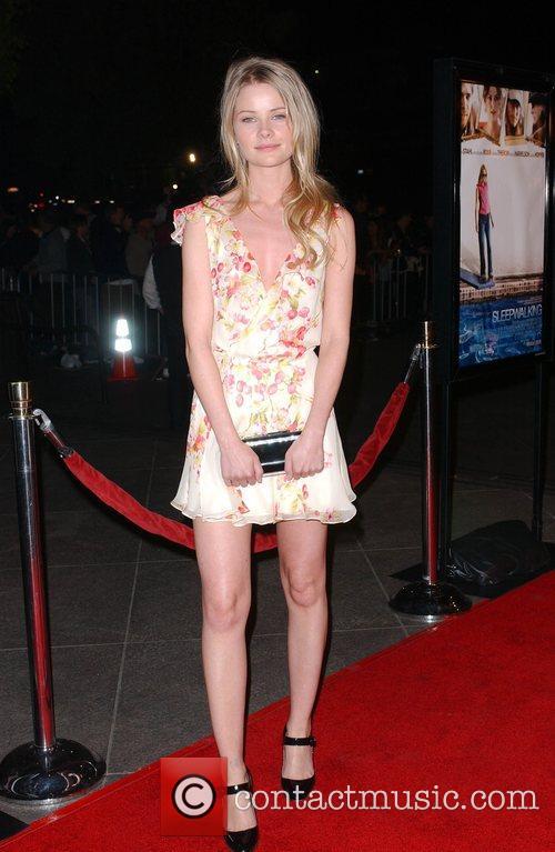 Anita Briem LA Premiere of 'Sleepwalking' held at...